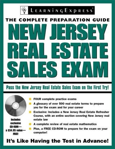 real estate salesperson exam study guide